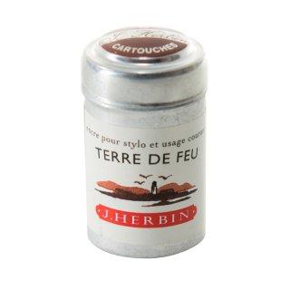 エルバン カートリッジインク トラディショナルインク  TERRE DE FEU /ティエラ・デル・フエゴ 20147