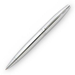 【大量注文専用】ノベルティ用 名入れ包装 コミコミパック クロス カレイ ボールペン ピュアクローム