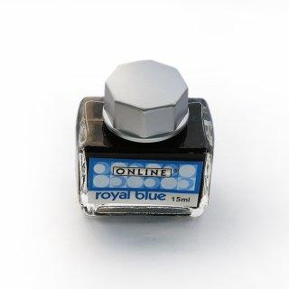 オンライン ボトルインク ロイヤルブルー 15ml