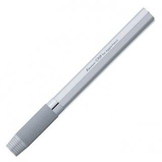 カヴェコ  Grip for Apple Pencil グリップ フォー アップル ペンシル シルバー GRAP-SV