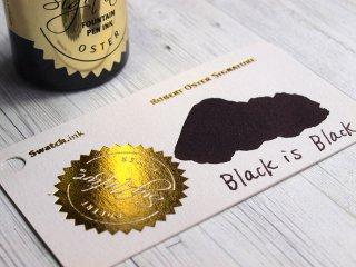 ロバートオスター ボトルインク ブラック イズ ブラック RO-50120