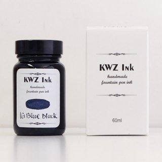 KWZ カウゼット 没食子 ボトルインク レジストラーズインク IGブルーブラック 1106