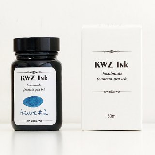 KWZ カウゼット インク ボトルインク アズール#2 4101