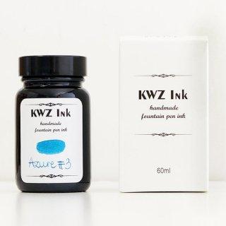 KWZ カウゼット インク ボトルインク アズール#3 4102