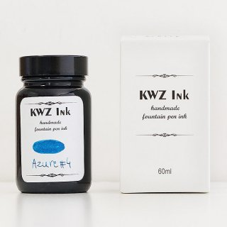 KWZ カウゼット インク ボトルインク アズール#4 4106