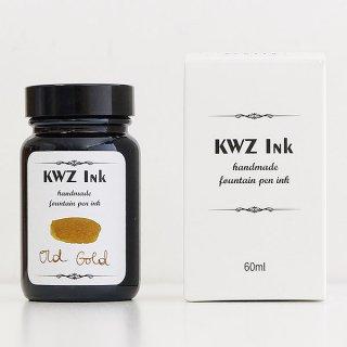 KWZ カウゼット インク ボトルインク オールドゴールド 4301
