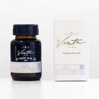 vintainks ヴィンタインクス ボトルインク シマーリングインク パステルブルー S03