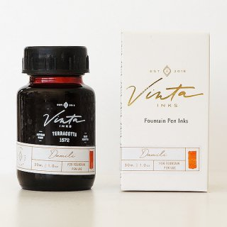 vintainks ヴィンタインクス ボトルインク スタンダードインク テラコッタ 12