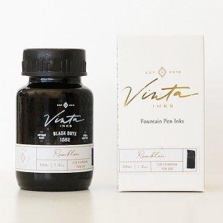 vintainks ヴィンタインクス ボトルインク シーンインク ブラックオニキス N10