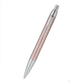 パーカー ボールペン IM プレミアム メタリックストライプコレクション ピンクパールCT 1906775