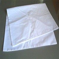 ピロケース(枕カバー)封筒型 普通寸 43cm×68cm 50枚入 @¥250