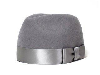 【mitake】 Fedora Cap (Gray)