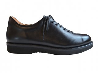 【RE.ACT】 Mountain Boots Low (BLACK)