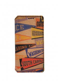【RE.ACT】 Ink-jet Print I Phone 6 / 6s Case (PENNANT)