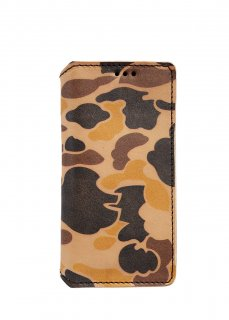 【RE.ACT】 Ink-jet Print I Phone 6 / 6s Case (HUNTER CAMO)
