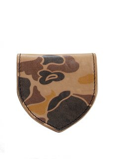 【RE.ACT】 Ink-jet Print Coin Case (HUNTER CAMO)