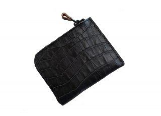 【RE.ACT】 L-Fastener Doro Dyeing Wallet