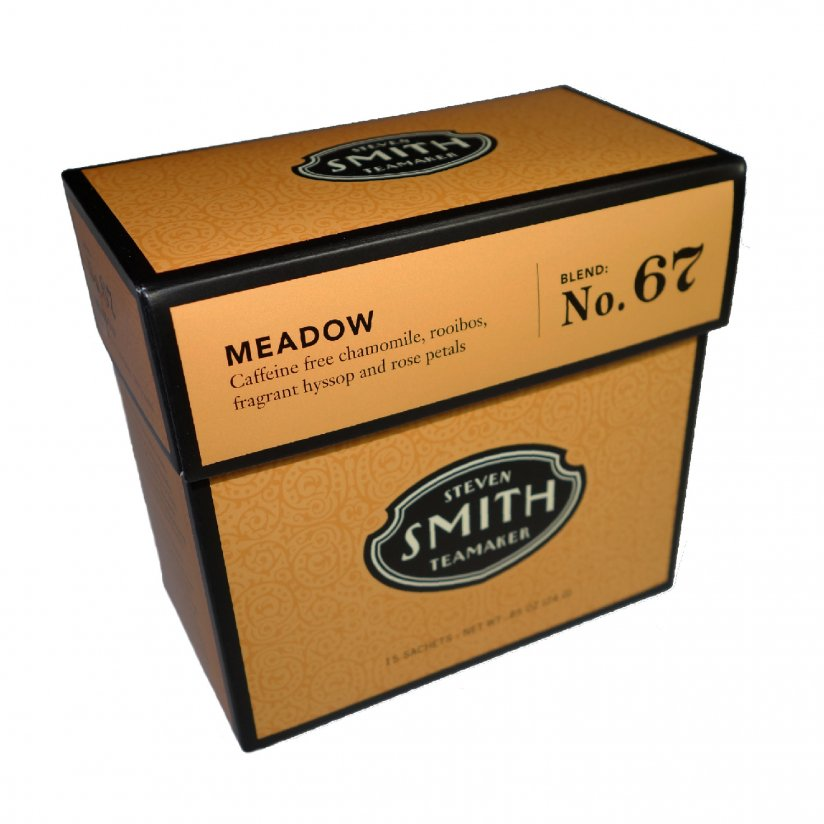 【STEVEN SMITH TEAMAKER】Herbal Tea No.67 (Medow :メドウ )