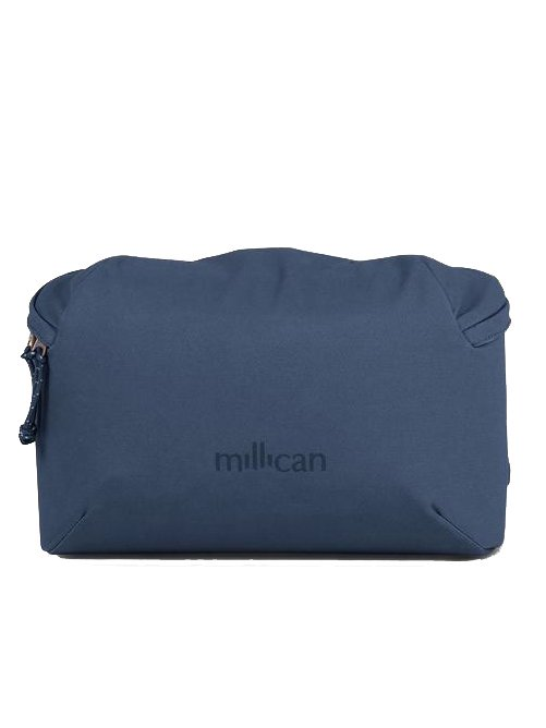 【millican】Camera I/Waist Pack Travel Photo Inst/Waist Pack 5L (Slate)