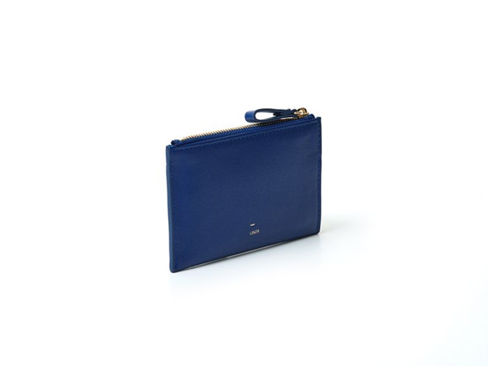 <img class='new_mark_img1' src='//img.shop-pro.jp/img/new/icons8.gif' style='border:none;display:inline;margin:0px;padding:0px;width:auto;' /> 【osoi】MIGNON compact half wallet (Royal Blue)