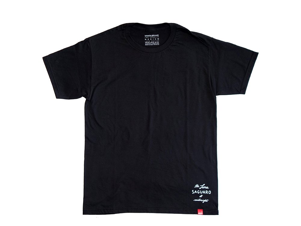 【MNKR 】 Long Saguro (Black)