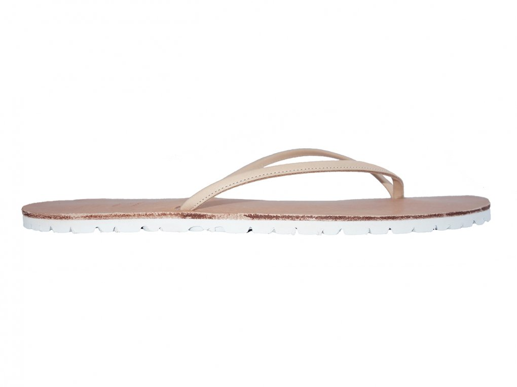 【Phablic x Kazui】Leather sandal (Nume)