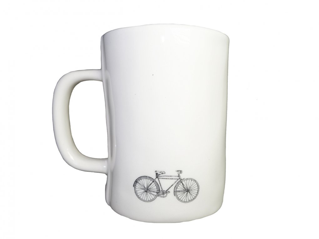 【RAE DUNN(レイ・ダン)】Bike Mug (TREK)
