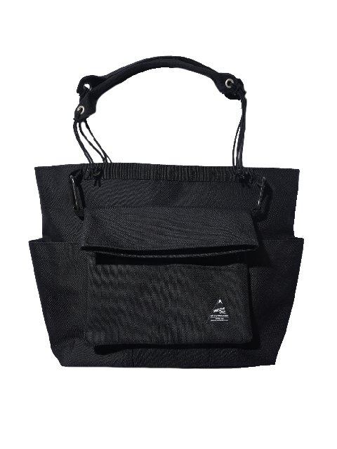 【BELLWOODMADE】DEFO WITH TOTE (BLACK)