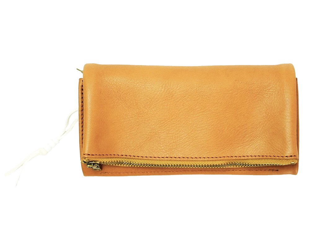 【MAGGIEFARM】 CHIEF WALLET (BROWN)