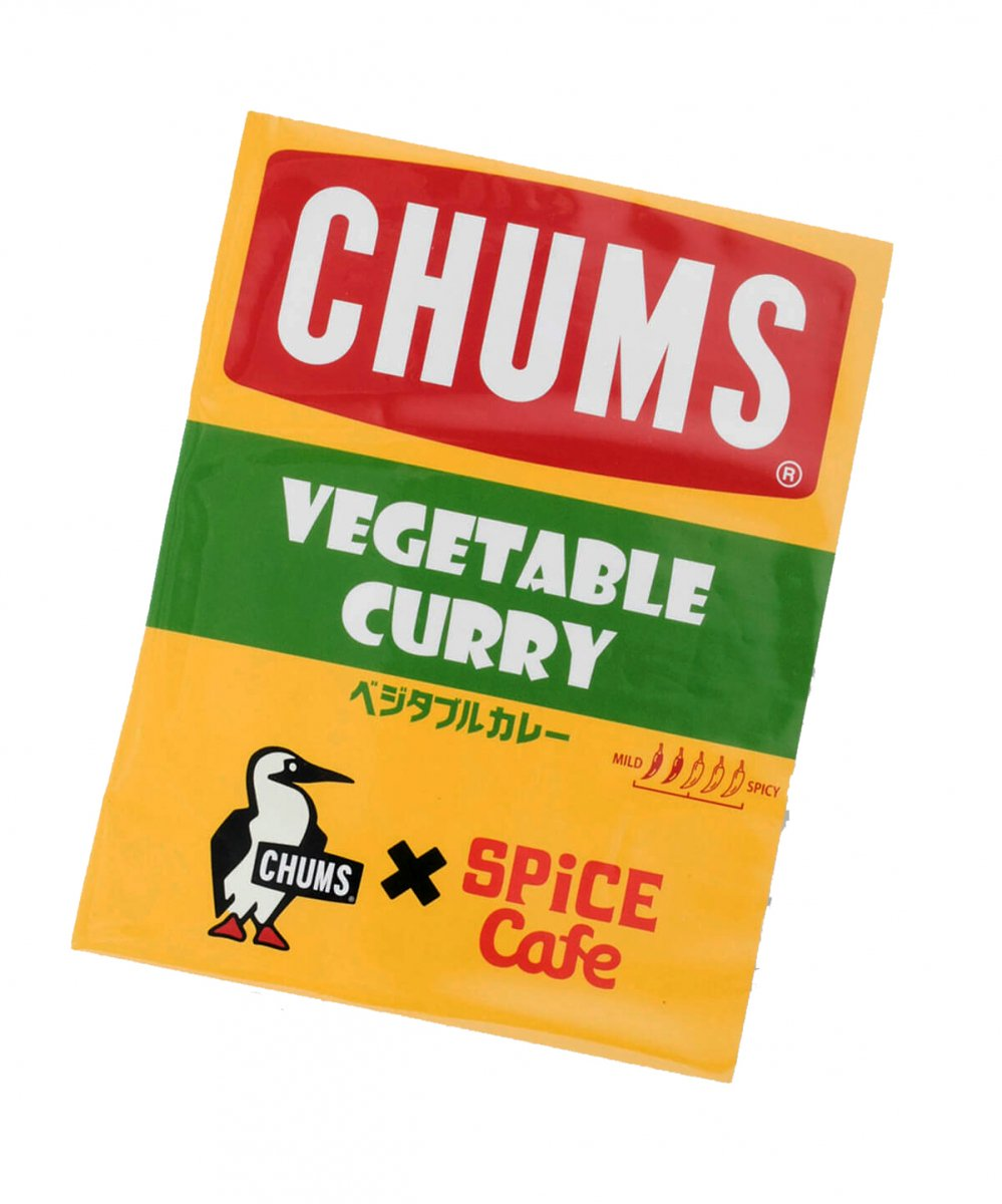 【SPICE Cafe×CHUMS】 Vegetable Curry