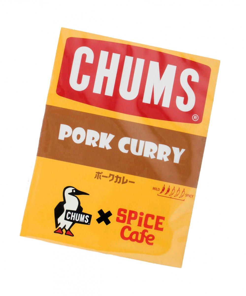 【SPICE Cafe×CHUMS】 Pork Curry