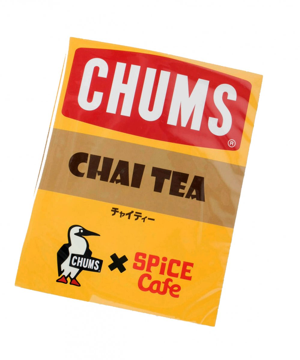【SPICE Cafe×CHUMS】 Chai Tea