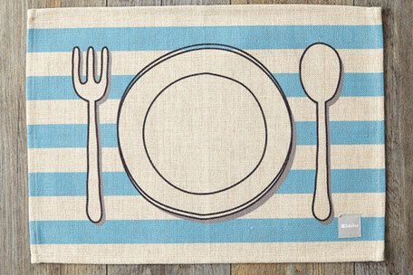 <img class='new_mark_img1' src='//img.shop-pro.jp/img/new/icons8.gif' style='border:none;display:inline;margin:0px;padding:0px;width:auto;' />【 Jubilee London 】Place mat -Border dish tea towel-