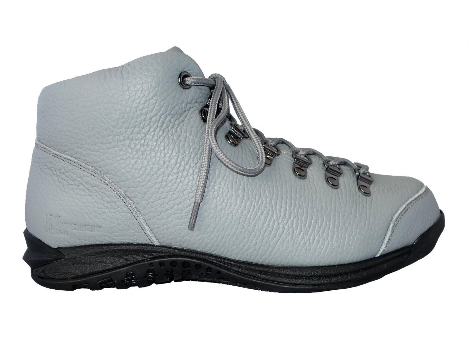 【LIVE ENTERTAINMENT DESIGN】Vibram sneaker boots  (Grey)
