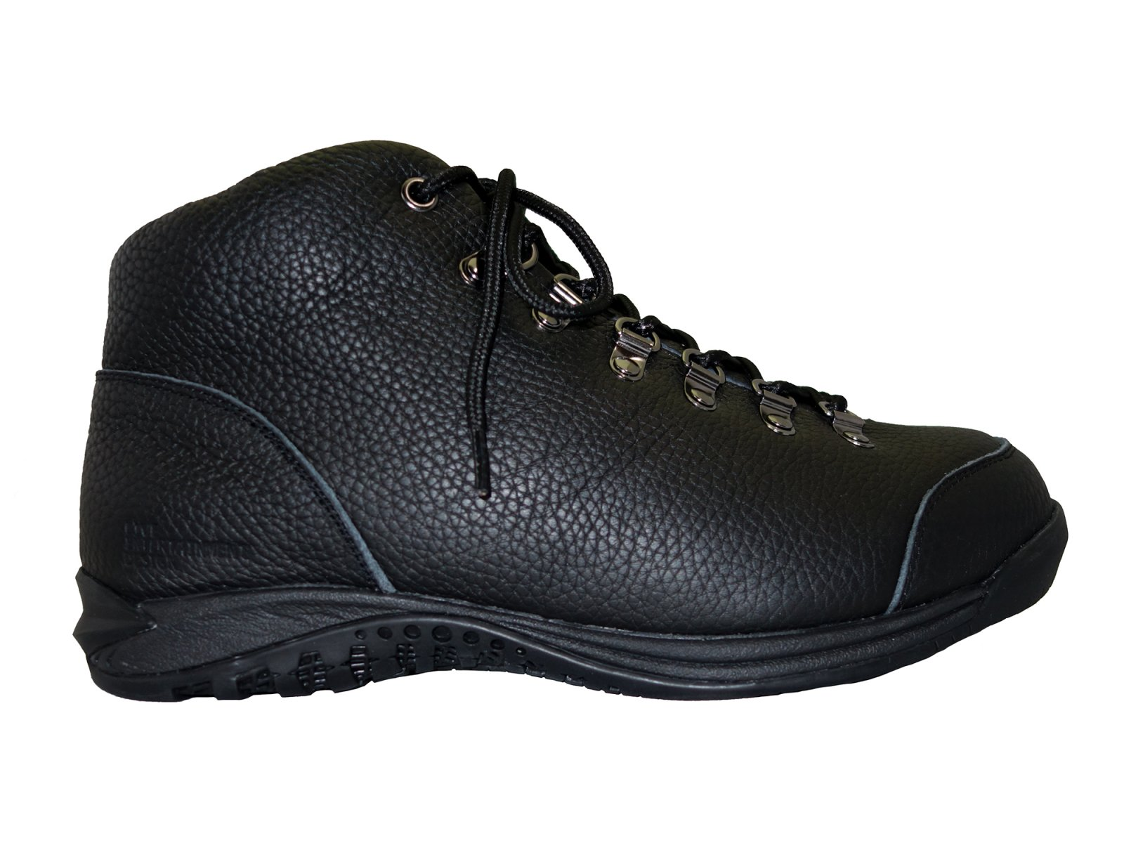 【LIVE ENTERTAINMENT DESIGN】Vibram sneaker boots  (Black)