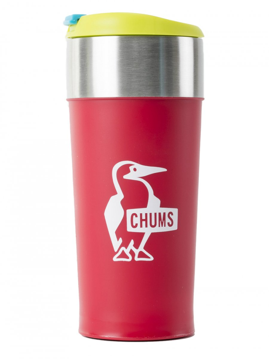 【CHUMS】Booby Tumbler (Red)