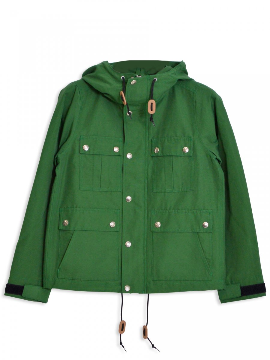 【SONTAKU】60/40 Mountain parka (GREEN)