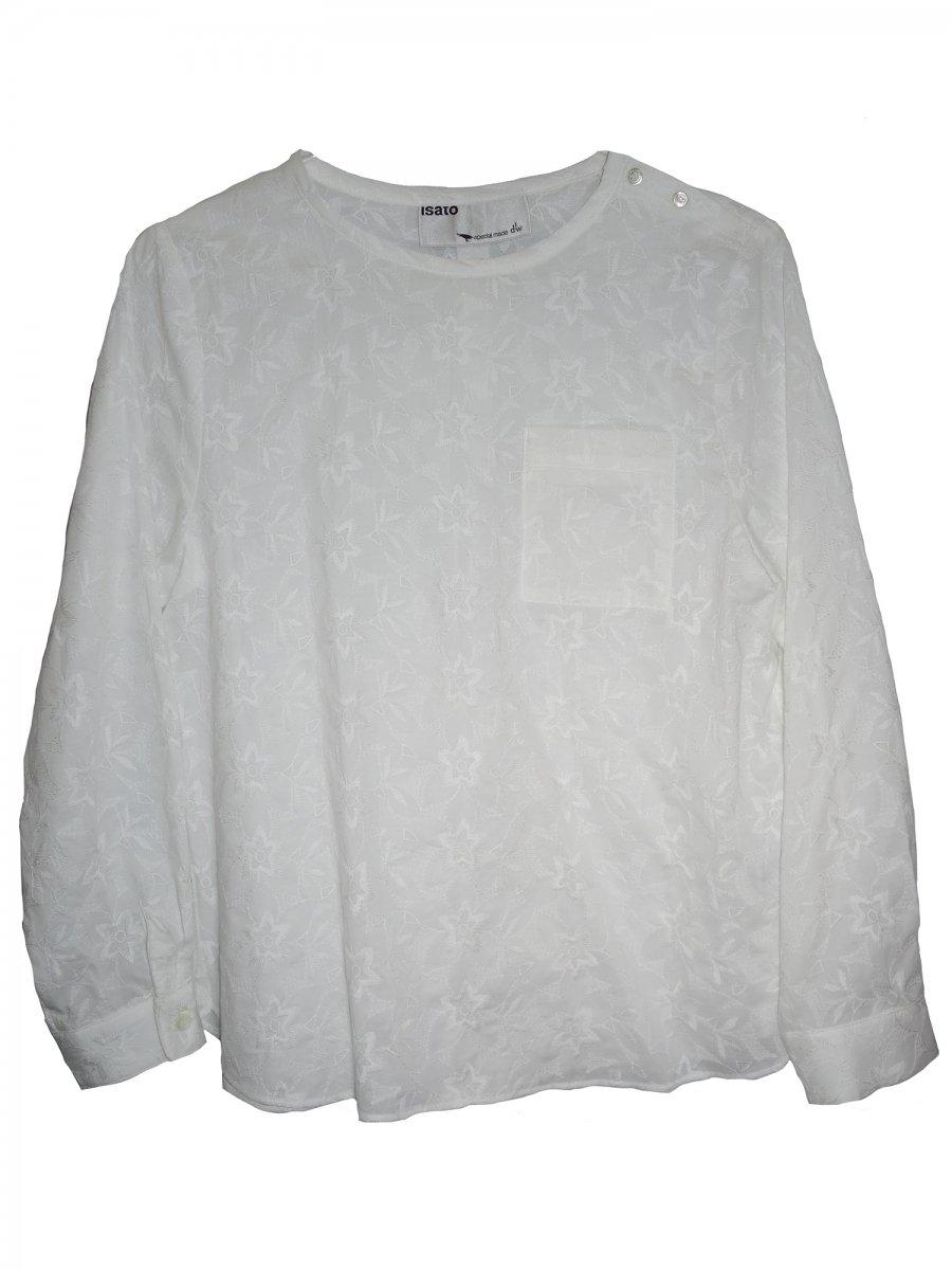 【ISATO DESIGN WORKS】Cotton lace pul...