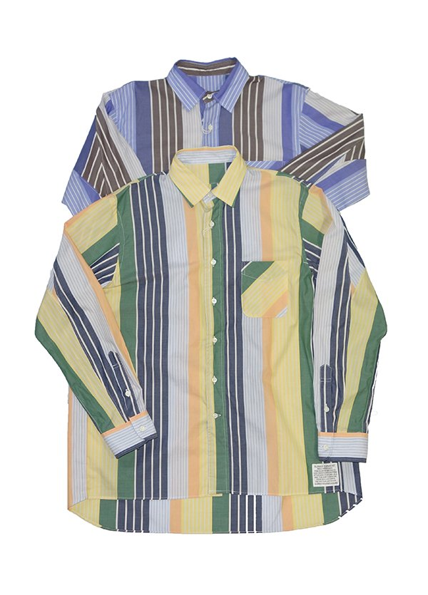 【SUNNY ELEMENT】Sleeping Shirt  -Stripe-