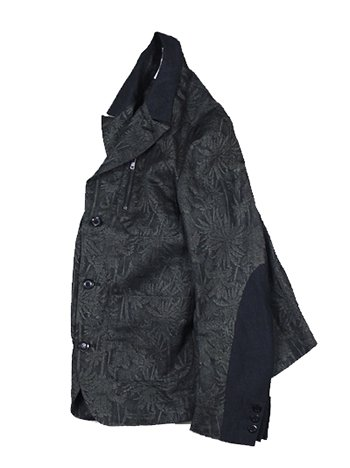 【PHABLIC x KAZUI】Artisan's jacket  (Black)