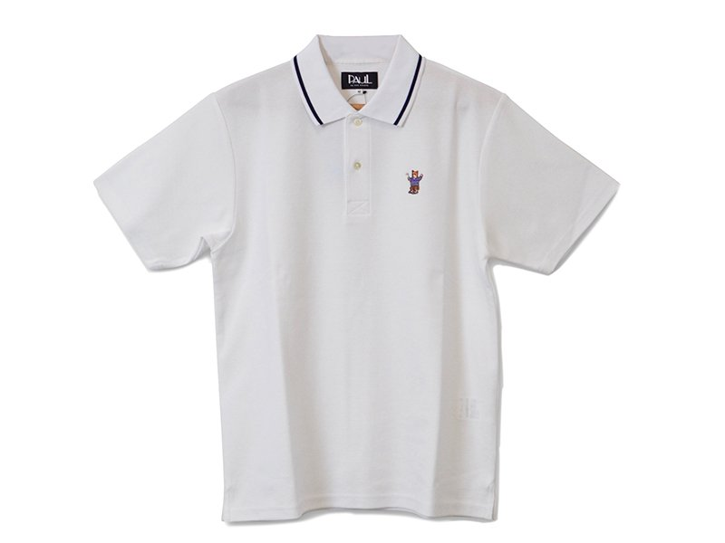 【SONTAKU:ソンタク】PAUL IN THE HOUSE Coolmax Polo shirt