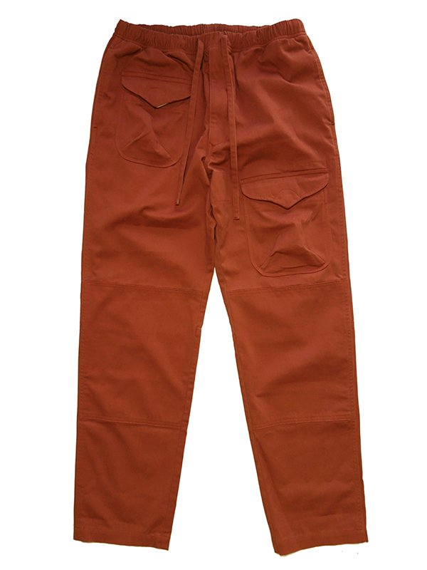【makufuri / マクフリ】Chill out pants (ORANGE)