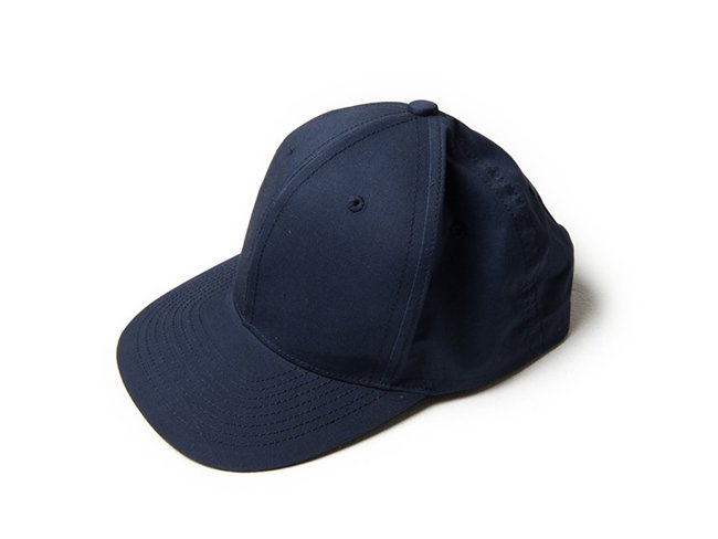 【Varde77】 NOTHING CAP (NAVY)