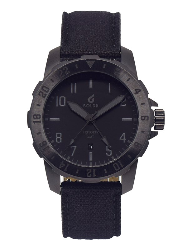 【BOLDR;ボールド】Explorer GMT (Stealth)