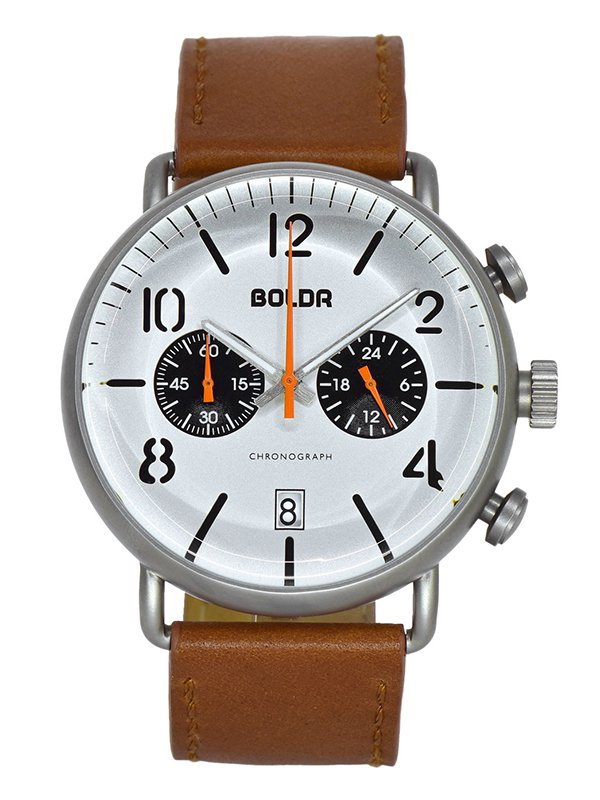 【BOLDR;ボールド】Journey Chronograph (Sopwith)