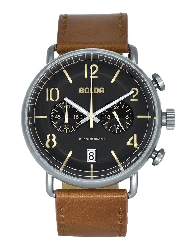 【BOLDR;ボールド】Journey Chronograph (Wasp)