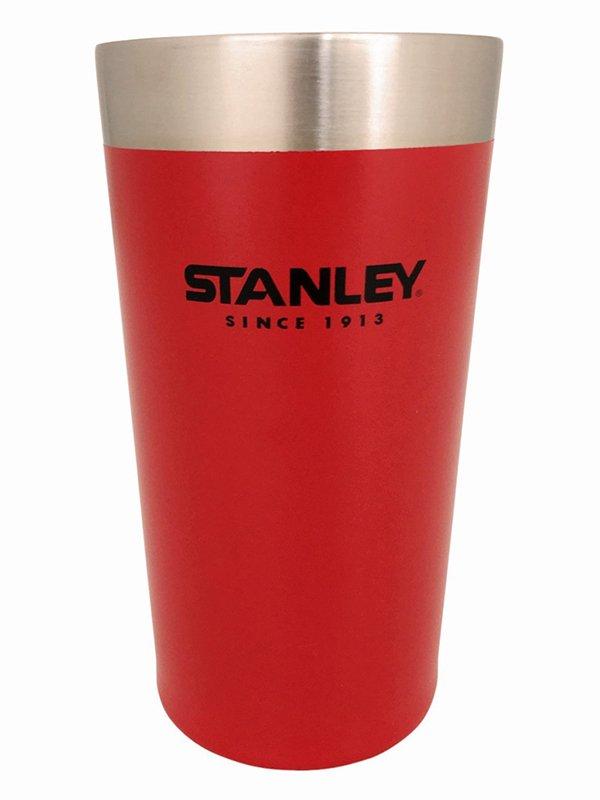【STANLEY;スタンレー】スタッキング真空パイント0.47L (RED)