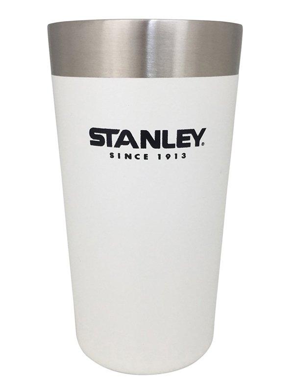 【STANLEY;スタンレー】スタッキング真空パイント0.47L (WHITE)