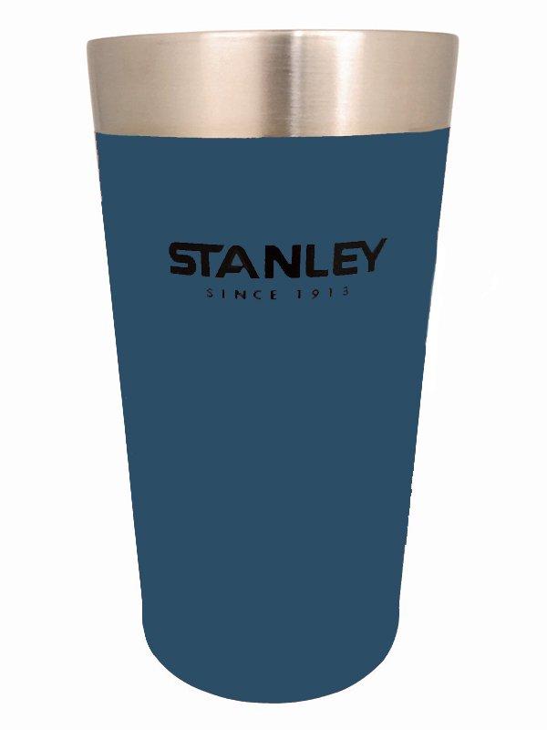 【STANLEY;スタンレー】スタッキング真空パイント0.47L (MATTE NAVY)