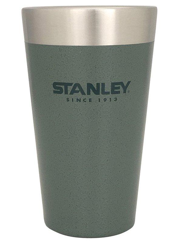 【STANLEY;スタンレー】スタッキング真空パイント0.47L (GREEN)